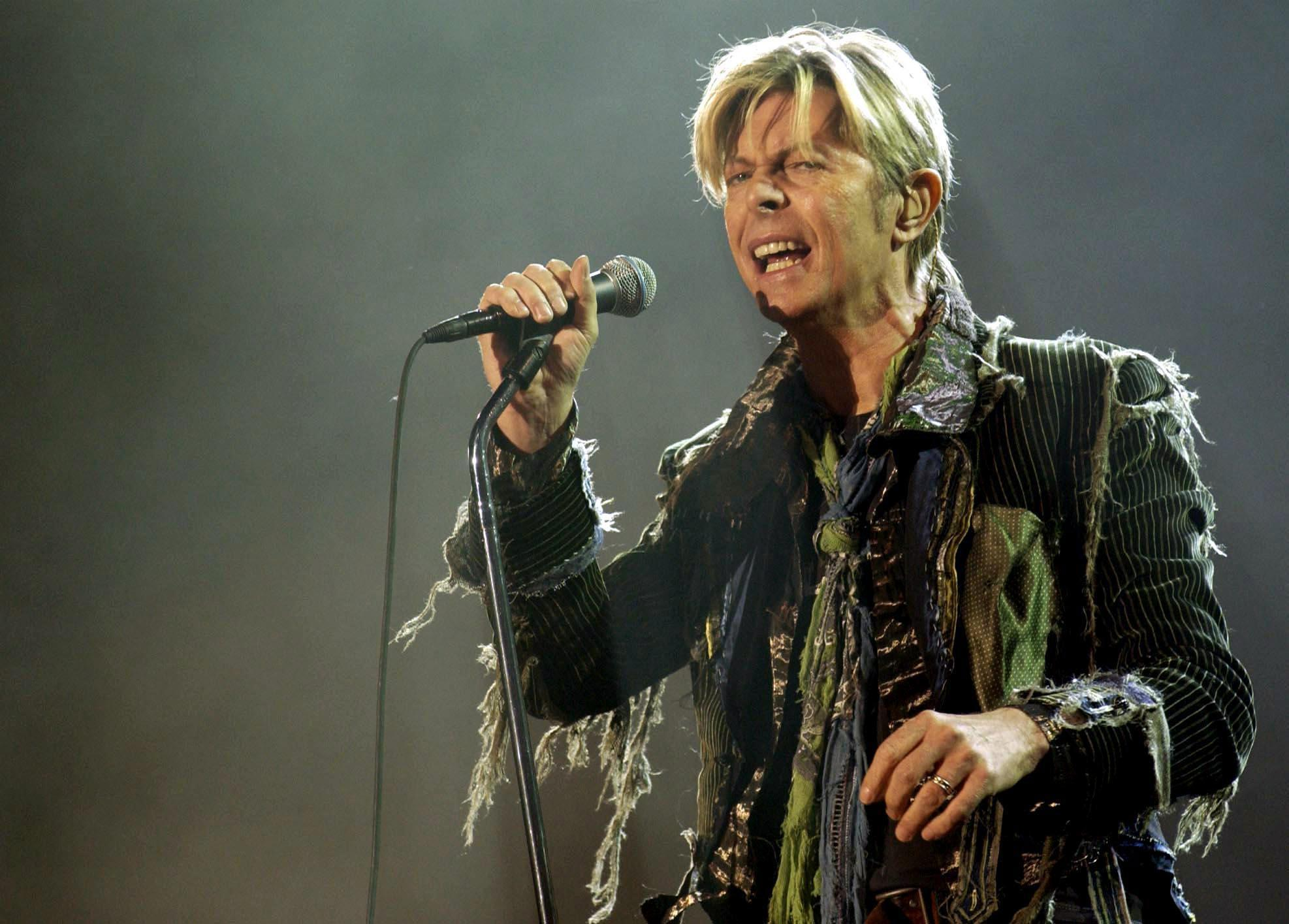 David Bowie's Last Music Video for